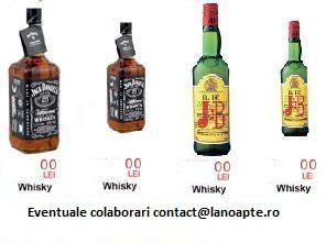 whiskey ieftin preturi