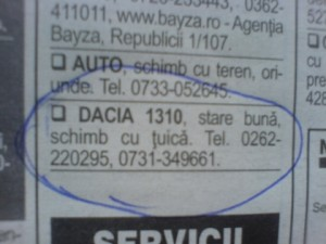 anunt-ziar-dacia