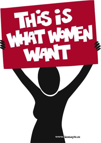 nevoile femeii