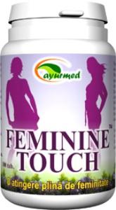 atingere feminina - feminine touch