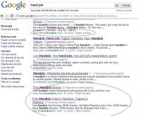 hand job - lucru manual
