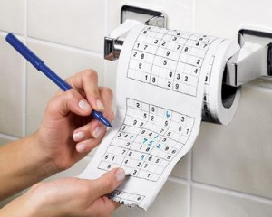 joaca sudoku pe hartie