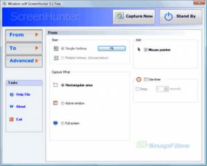 program de screenshot
