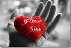 Iubire implinita - mesaj de dragoste