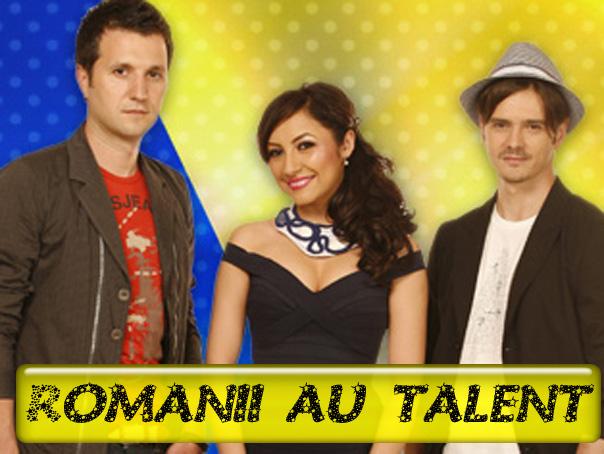 Romanii au talent sezonul 2 episodul 7