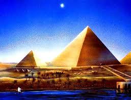 Construirea piramidelor