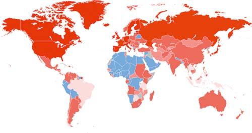 Criza financiara a lumii