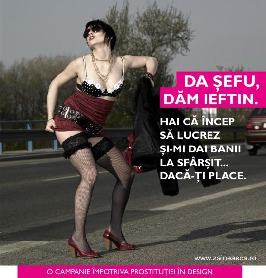 cum si despre prostitutie