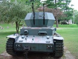 tanc panzer real