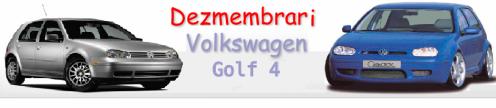 dezmembrari golf 4