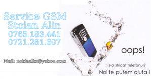 service gsm telefoane mobile