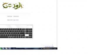 Gregor Mendel aniversat de Google de la 189 de ani de la nasterea lui Gregor Mendel