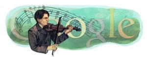130 de la nasterea lui George Enescu marele compozitor muzician