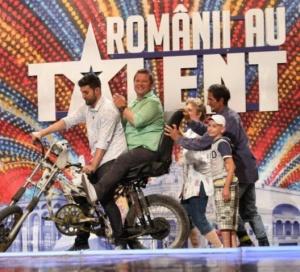 Romanii au talent sezonul 2 episodul 6