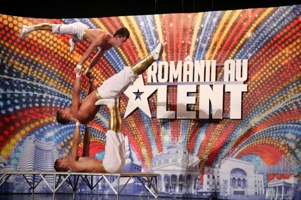 romanii au talent sezonul 2 semifinale episodul 8 video
