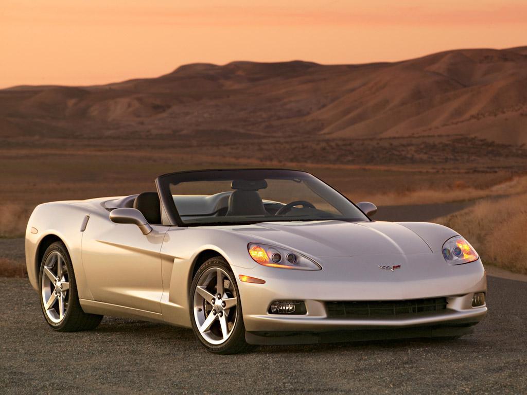 masini - Chevrolet Corvette Cabrio